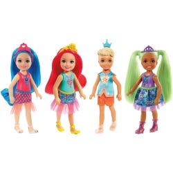 Barbie Chelsea Dreamtopia Sprite Doll Assortment