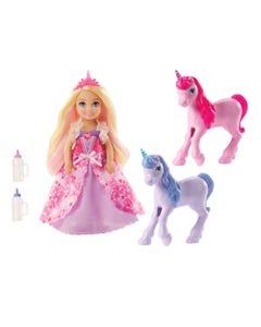 Barbie Dreamtopia Doll and Unicorns Assortment