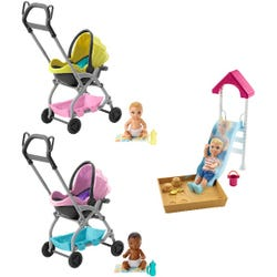 Barbie Skipper Babysitters Inc Doll & Baby Assortment