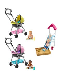 Barbie Skipper Babysitters Inc Doll & Baby Assortment