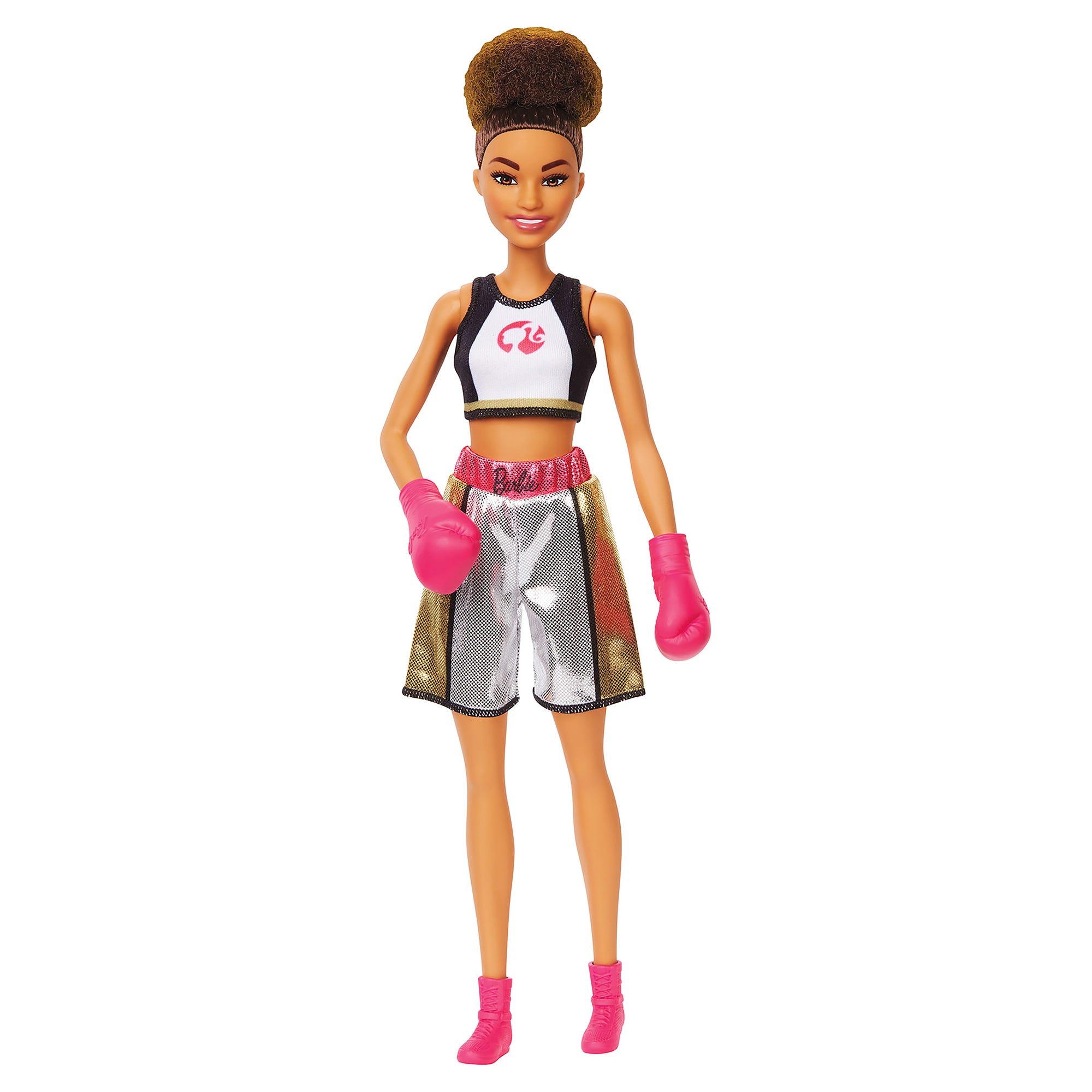 Barbie Boxer Doll