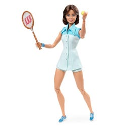 Billie Jean King Barbie Inspiring Women Doll