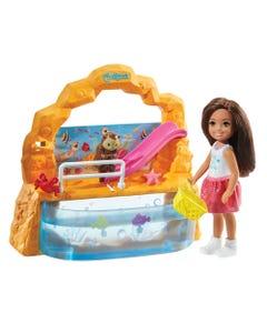 Barbie Club Chelsea Aquarium Playset
