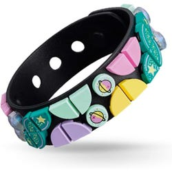 DOTS Cosmic Wonder Bracelet DIY Craft by LEGO 41903