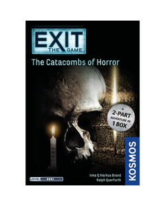 ESCAPE ROOM Exit The Catacombs of Horror