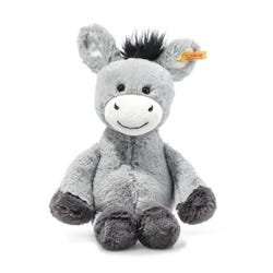 Steiff Soft Cuddly Friends Dinkie donkey (Grey Blue)