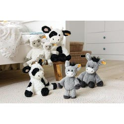 Steiff Soft Cuddly Friends Lita Lamb (White/Taupe) 686857