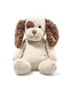 Steiff Soft Cuddly Friends Peppi Whelp (Cream/Brown)