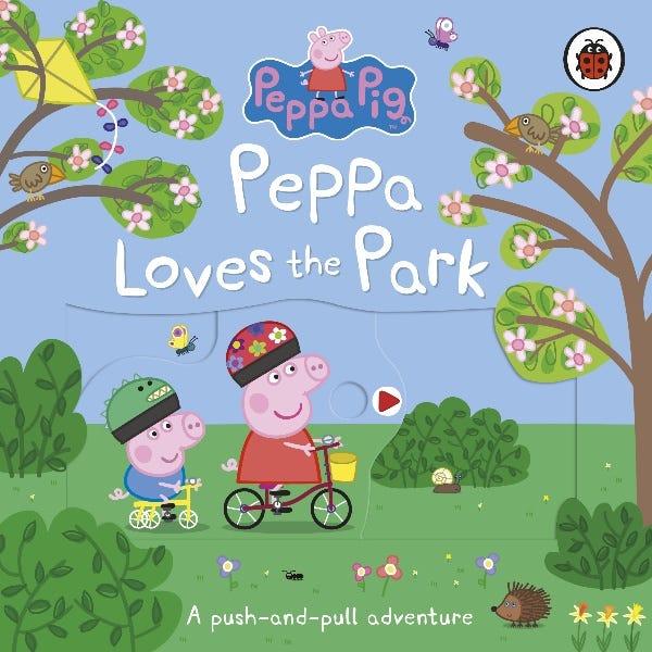 Peppa Loves The Park