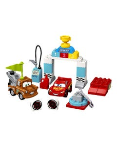 LEGO DUPLO Cars Lightning McQueen's Race Day Playset 10924