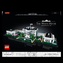 LEGO Architecture The White House Display Model 21054