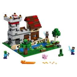 LEGO Minecraft The Crafting Box 3.0 Fortress Farm Set 21161