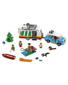 LEGO Creator 3in1 Caravan Family Holiday Car Toy 31108
