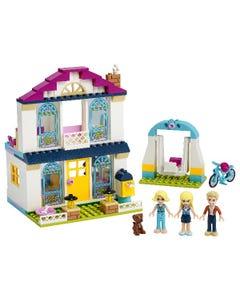 LEGO Friends 4+ Stephanie's House Mini Doll Play Set 41398