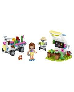 LEGO Friends Olivia's Flower Garden Play Set 41425
