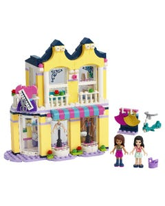 LEGO Friends Emma's Fashion Shop Accessories Store Set 41427