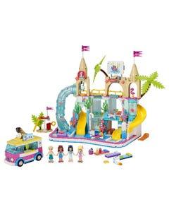 LEGO Friends Summer Fun Water Park Resort Play Set 41430