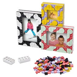 DOTS Creative Picture Frames Set by LEGO 41914