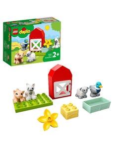 LEGO DUPLO Town Farm Animal Care Playset 10949