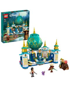LEGO Princess Raya and the Heart Palace 43181