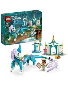LEGO Princess Raya and Sisu Dragon