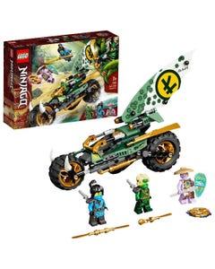LEGO Ninjago Lloyd's Jungle Chopper Bike