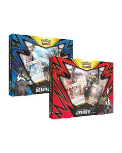 Pokemon TCG: Single/Rapid Strike Urshifu V Box CASE - Assortment