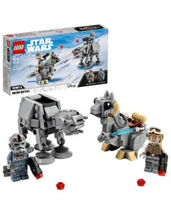 LEGO Star Wars AT-AT vs. Tauntaun Microfighters