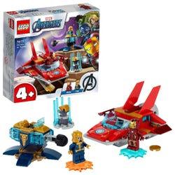 LEGO Marvel Iron Man vs. Thanos