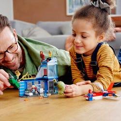 LEGO Marvel 4+ Avengers Wrath of Loki Set 76152