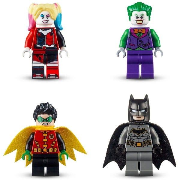LEGO DC Batman Jokers Trike Chase Batmobile Toy 76159