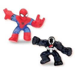 Heroes Of Goo Jit Zu Marvel Versus Pack - Spider-Man Vs Venom