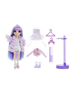 Rainbow High Violet Willow ? Purple Fashion Doll With 2 Outfits