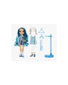 Rainbow High Skyler Bradshaw ? Blue Fashion Doll With 2 Outfits