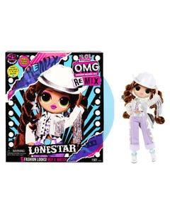 L.O.L. Surprise! O.M.G. Remix Lonestar ? 25 Surprises