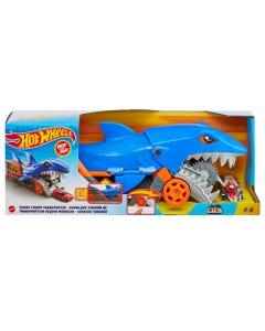Hot Wheels Shark Chomp Transport