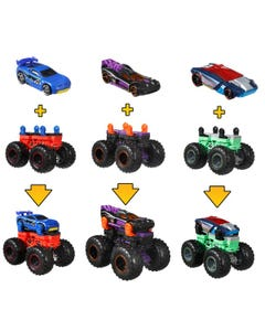 Hot Wheels Monster Trucks Monster Maker - Assortment