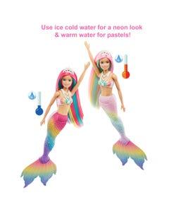 Barbie Color Change Mermaid - Blonde