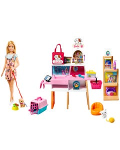 Barbie Pet Supply Store