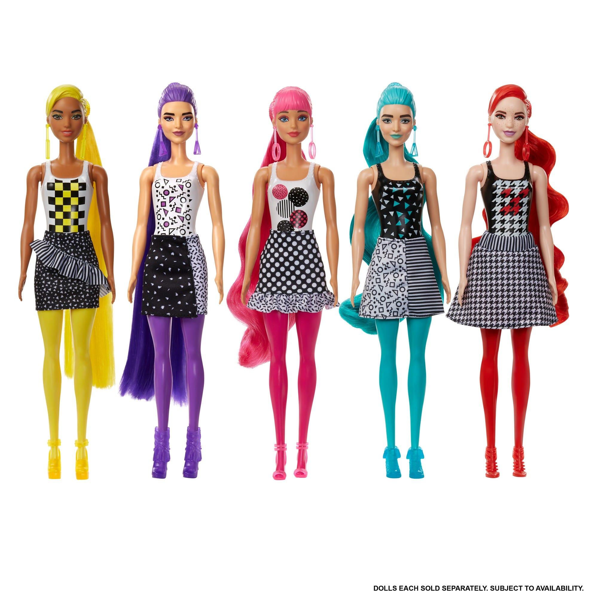 Barbie Monochrome Series Barbie Doll Assortment