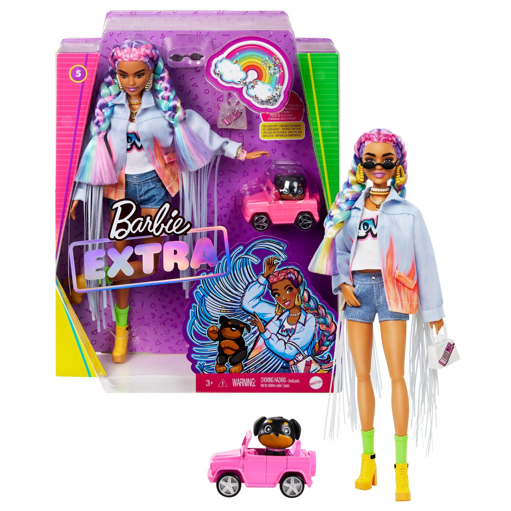 Barbie Extra Assortment