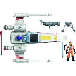 Star Wars Mission Fleet Stellar X-Wing