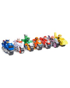 PAW Patrol Moto Pups Skye's Deluxe Pull Back Motorcycle Vehicle Assortment