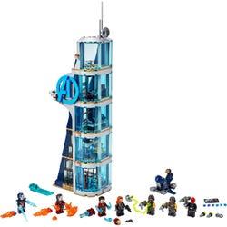 LEGO Marvel Avengers 76166 Avengers Tower Battle
