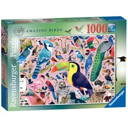 Ravensburger Matt Sewell's Amazing Birds 1000pc Jigsaw Puzzle