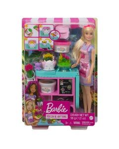 Barbie Flower Shop Playset