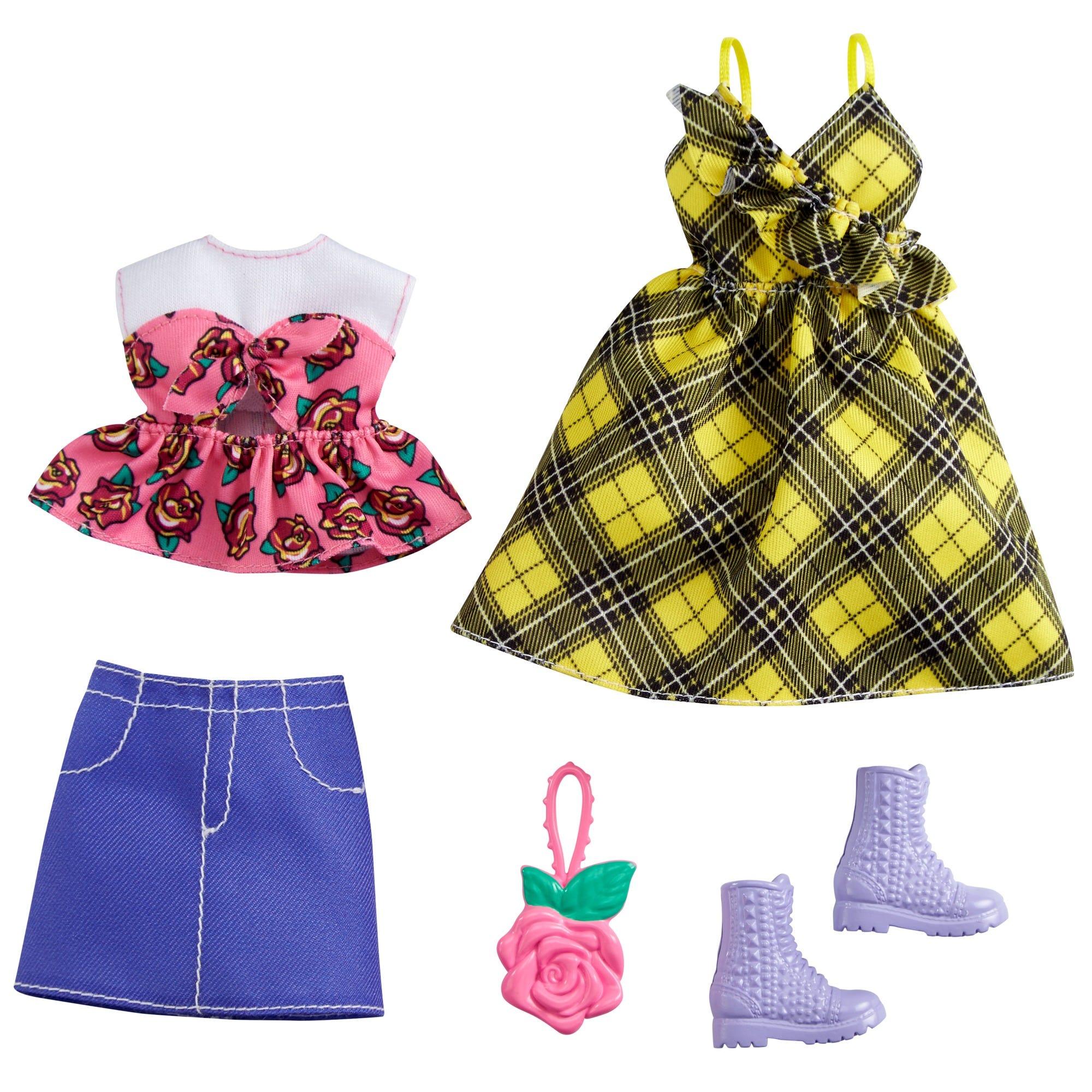 Barbie Fashion 2 Packs Assortment