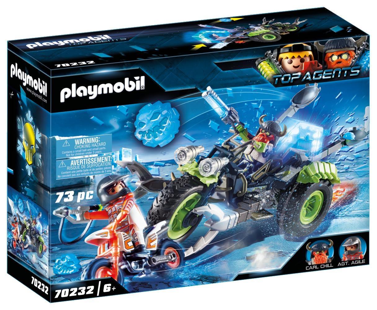 Playmobil 70232 Top Agent