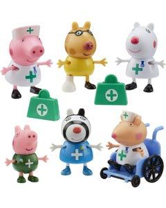 Peppa Pig Doctors And Nurses Figure Pack