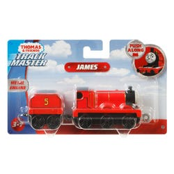 Thomas & Friends TrackMaster James Push Along Asst